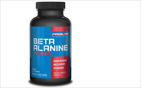 4. Beta Alanine