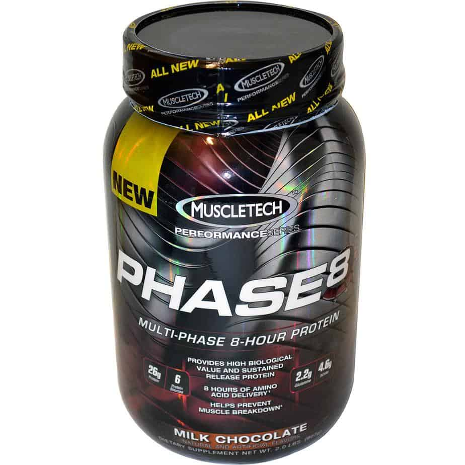 Muscle Tech Phase8