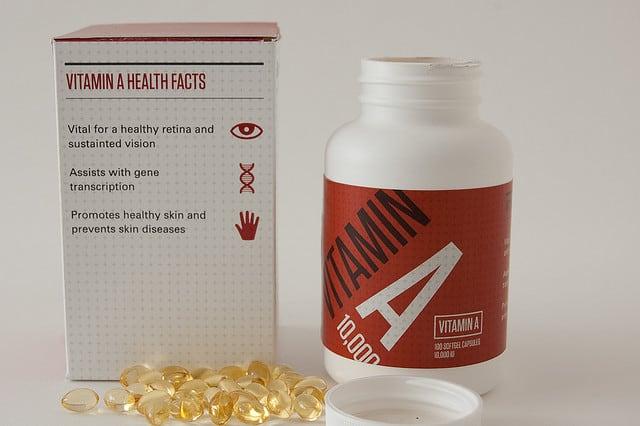 Vitamin C and Vitamin A