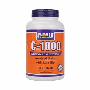 9 NOW Foods Vitamin C
