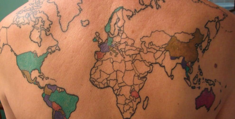 9. World Map