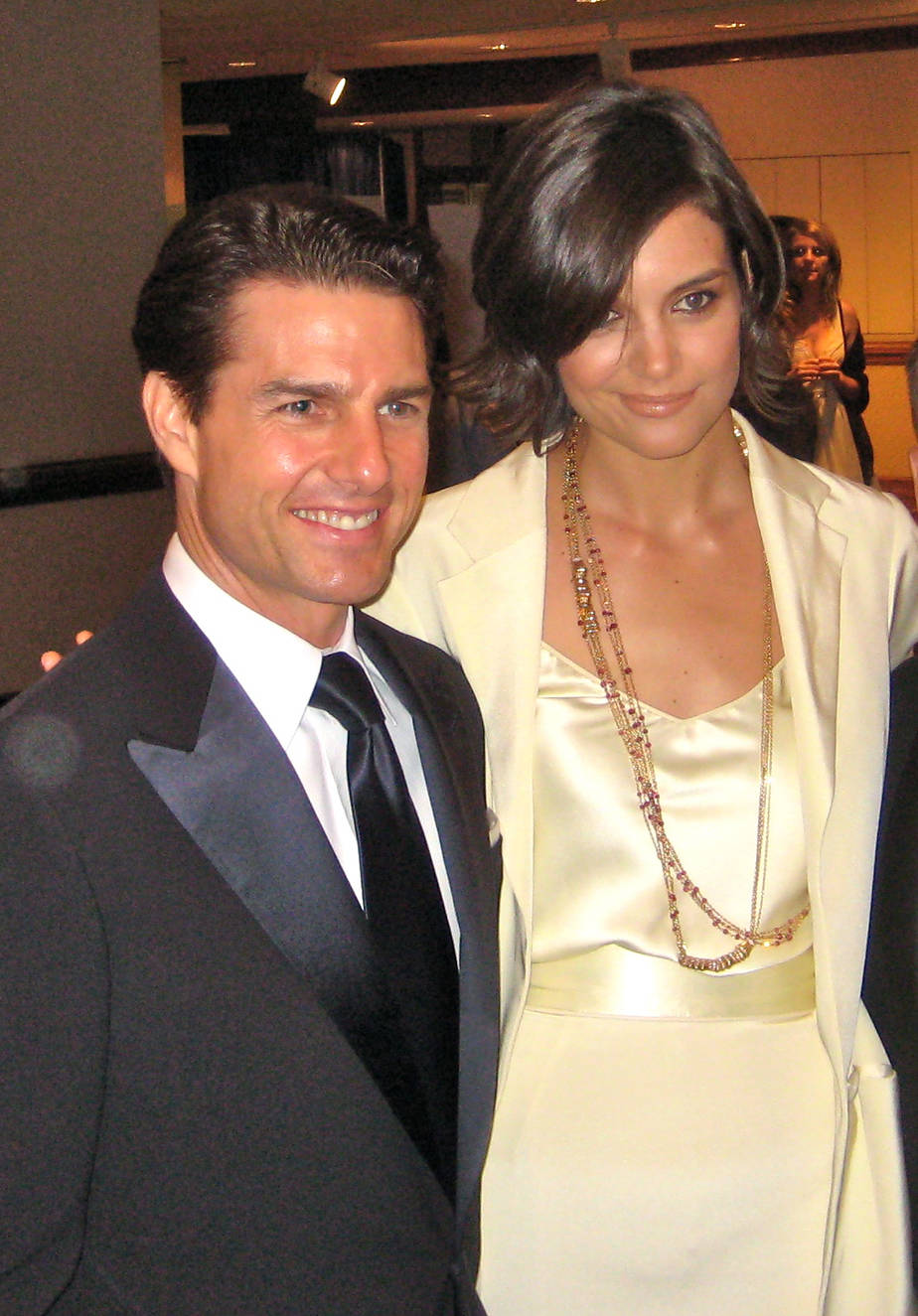 Tom Cruise, Katie Holmes 'Marriage Contract': The Origins ... |Tom Cruise Katie Holmes