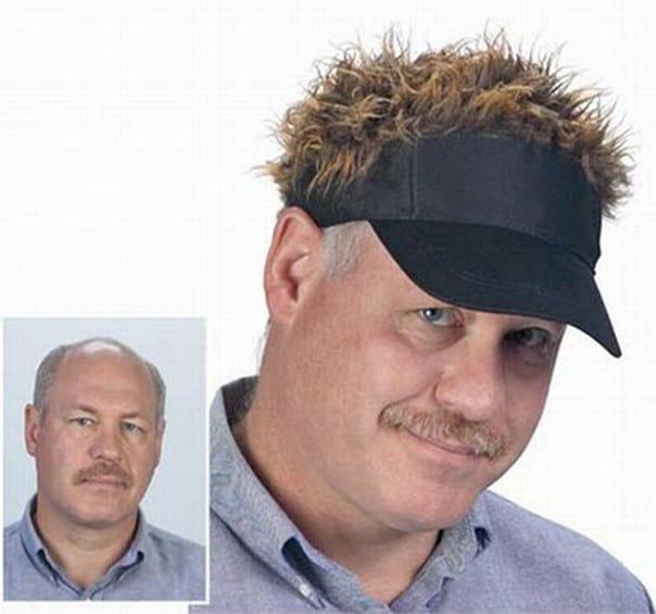 Hair Hat