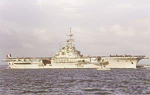 Clemenceau Class Warship