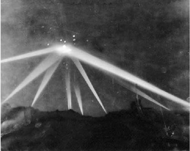 Battle of Los Angeles - 1942