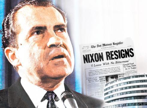 Watergate Scandal (1974)