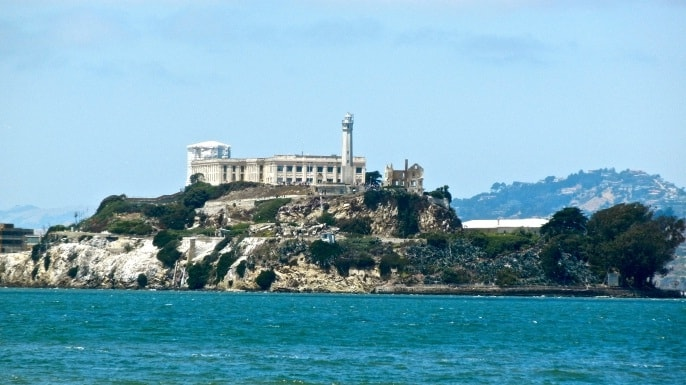 Alcatraz Federal Penitentiary – United States