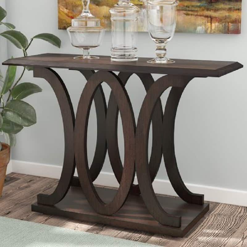 types of foyer table