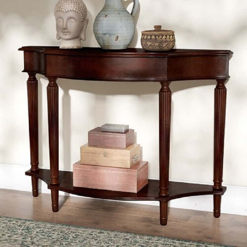 type of foyer table