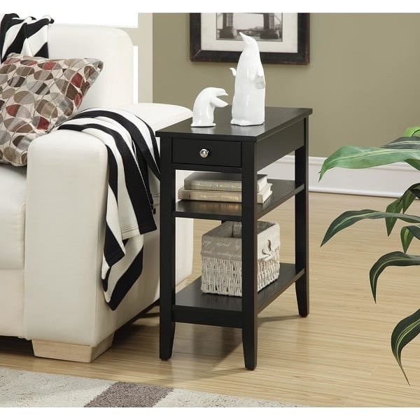 Rectangle type end table