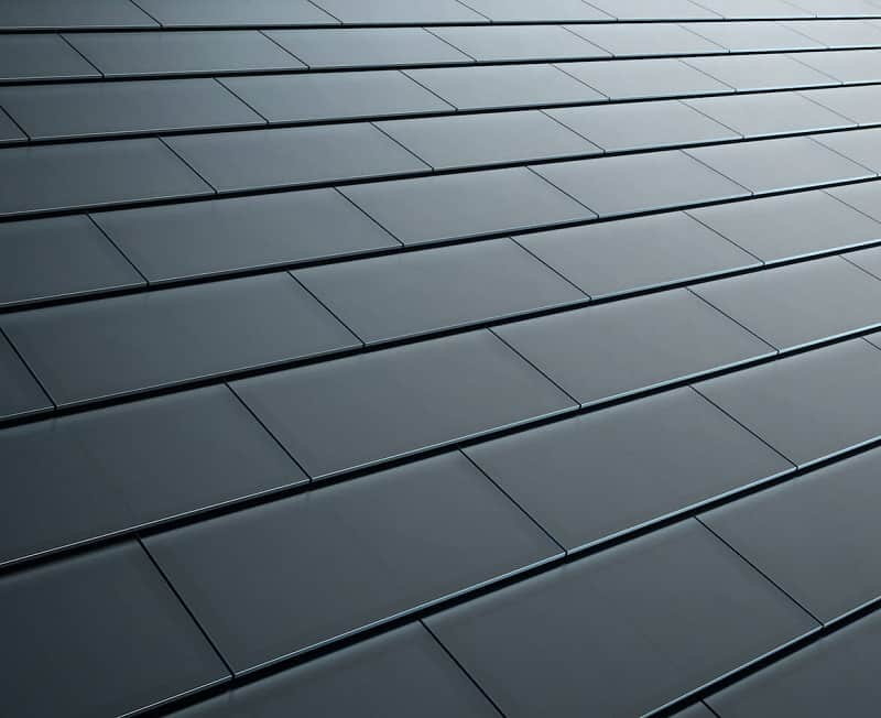solar type of roof shingles