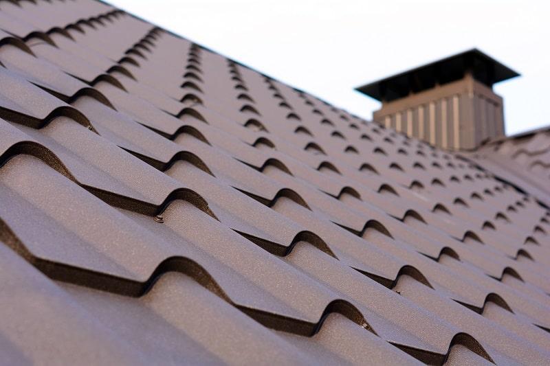 metal type roof shingles