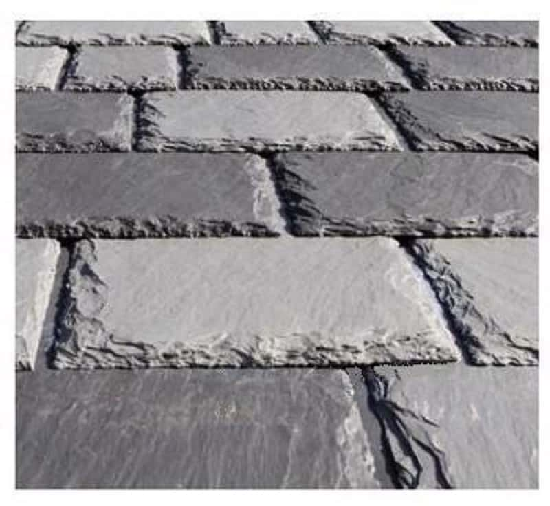 polymer type of roof shingles