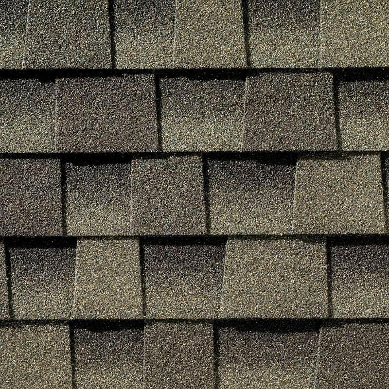 weathered wood shingles